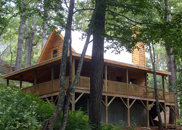 near glen rental randall vacation nc summer the agreement newfound cabin in secluded asheville cabins luxury rentals