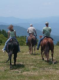 nc horseback riding vacation