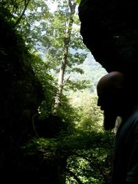 DeWayne on the mountain