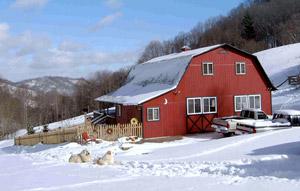 asheville farm vacations