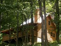 luxury cabin rentals near asheville nc