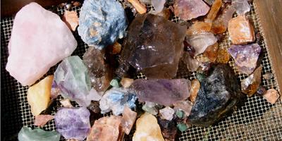 Gem Stone Mining in NC
