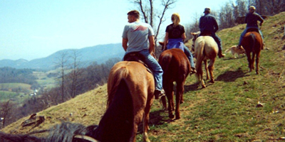best horseback riding vacations