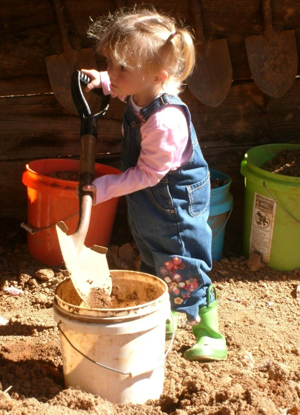 Our 3 year old loved everything - the dogs, horse rides, and